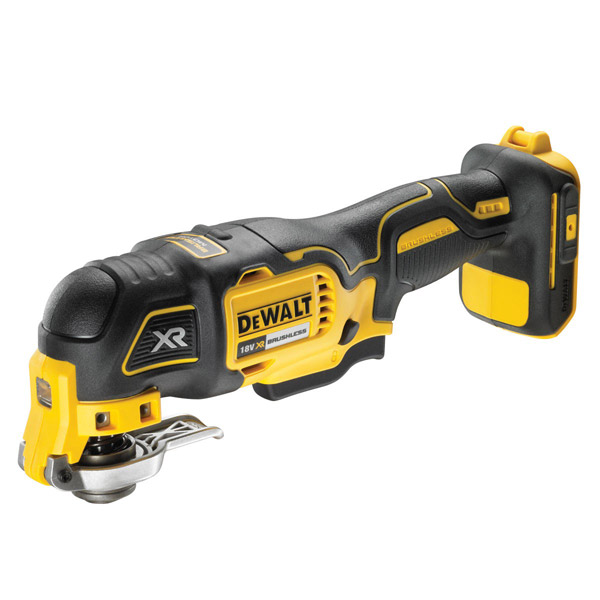 Dewalt DCS355NXR Brushless Oscillating Multi-Tool 18 Volt Bare Unit DCS355N XR