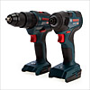 Bosch Brushless Combi Drill + Impact Driver Twin Pack 06019J2103