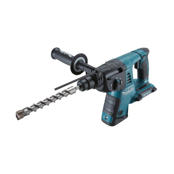 Makita DHR263Z Twin 18v SDS+ Rotary Hammer Body Only with Case