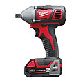 "Milwaukee M18BIW12-202C 1/2"" Compact Impact Wrench"