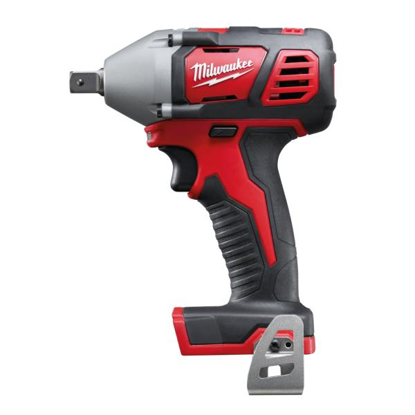 "Milwaukee M18BIW12-0 1/2"" Comp Impact Wrench (Zero Tool)"