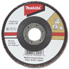 Makita D-27436 115mm 40G Flap Disc #Z40 Bevel, Multi-Colour [Energy Class A]