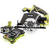Ryobi 18v Circular Saw Kit R18CSP-0 c/w Charger and 1 x 5.0Ah Battery