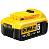 Dewalt DCB184 18V 5.0Ah XR Li-Ion Slide Pack Battery