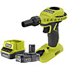 Ryobi 18v High Volume Inflator One Plus Kit c/w R18VI-0 & RC18120-120