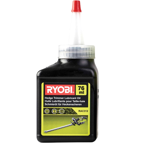 Ryobi RAC312 Hedge Trimmer Lubrication Oil