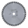 Milwaukee 4932352313 165mm Circular Saw Blade for Wood