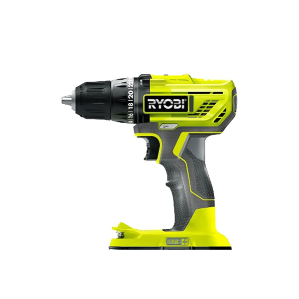 Ryobi 18V ONE+ Cordless Compact Drill/Driver R18DD3-0 Body Only