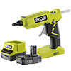 Ryobi 18v Glue Gun Kit One Plus R18GLU & RC18120-120