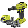 Ryobi ONE+ High Volume Inflator Starter Kit R18VI-213