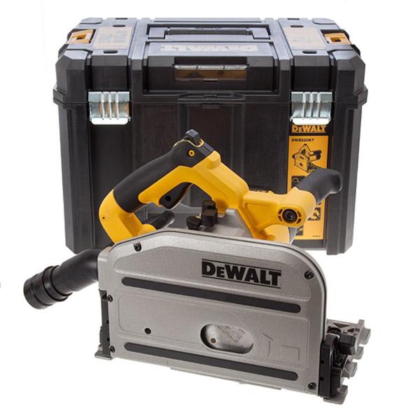 Dewalt Dws520kt Plunge Saw 110v