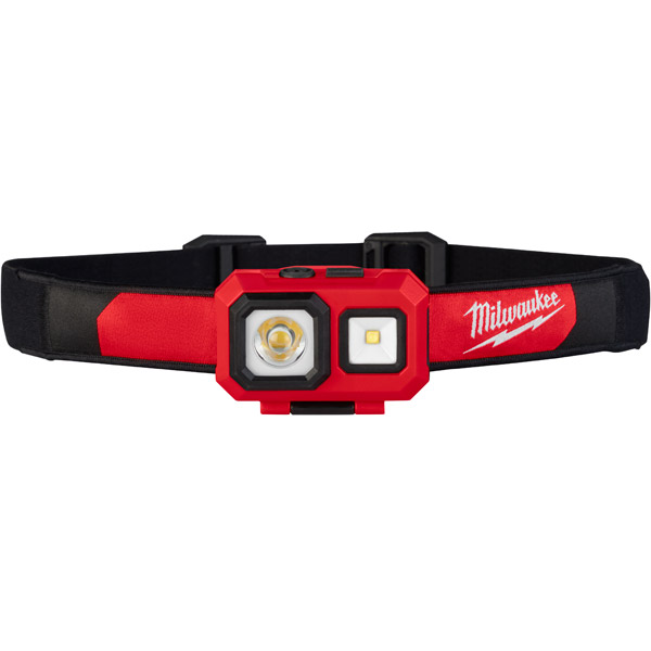 Milwaukee HL-SF Alkaline Spot Flood Headlamp