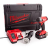 M18 ONE IMPACT DRIVER+ M12 LED TORCH, 2AH & 5AH BATTERY