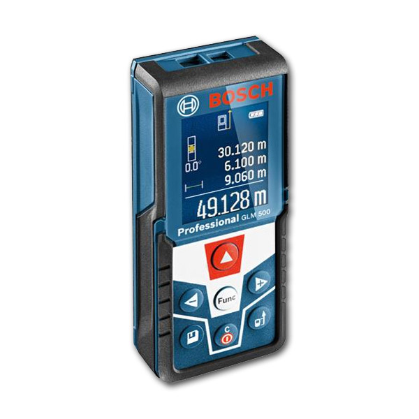 Bosch GLM500 Professional 50m 2-in-1 Laser Measure