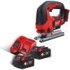 Milwaukee M18BJS-402C 18V Compact Top Handle Jigsaw Kit