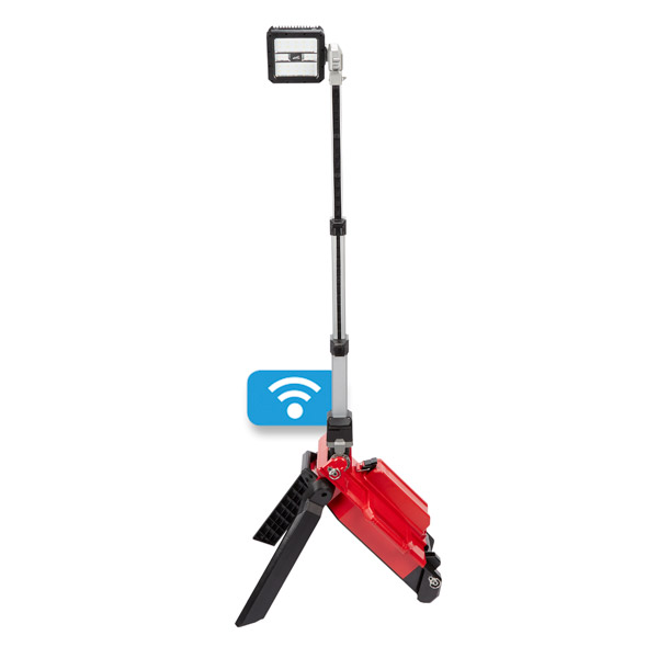 Milwaukee 18v Tripod Area Light with One Key Technology M18ONERSAL-0