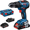 Bosch Brushless Combi Drill 2.0Ah Kit GSB18V-55 18V