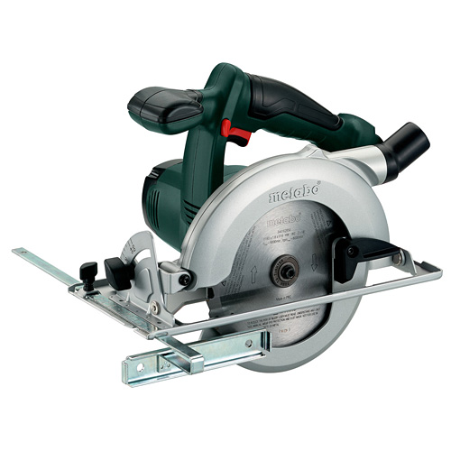 Metabo KSA18LTX 18V Cordless Circular Saw (Body Only)