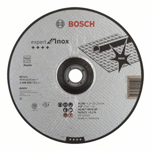 Bosch 230mm 1.9mm Metal Cutting Disc