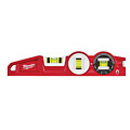 Milwaukee 4932459096 Block Vial Torpedo Level