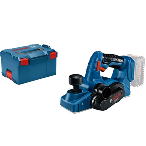 Bosch 18v Planer (Body Only) with Carry Case GHO18V-LIN