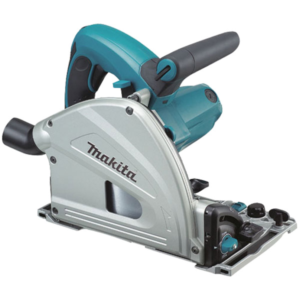 Makita SP6000J 165mm Plunge Saw and Guide Rail 110v