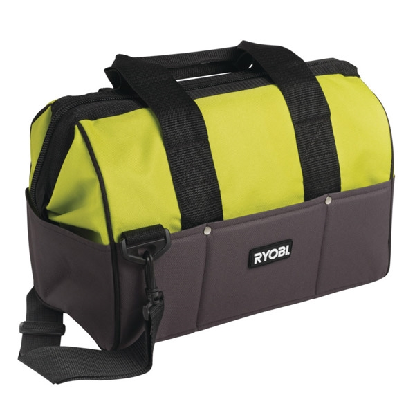 Ryobi UTB04 Heavy Duty Green Contractors Tool Bag