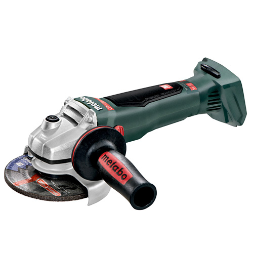 Metabo WB18LTXBL125 18V Cordless Angle Grinder (Body Only)