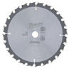 Milwaukee 4932352314 165mm Circular Saw Blade for Wood