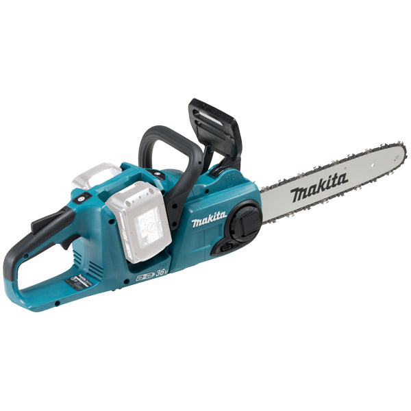 Makita DUC353Z 18v Cordless Twin Chainsaw Rear Handle (Body Only)