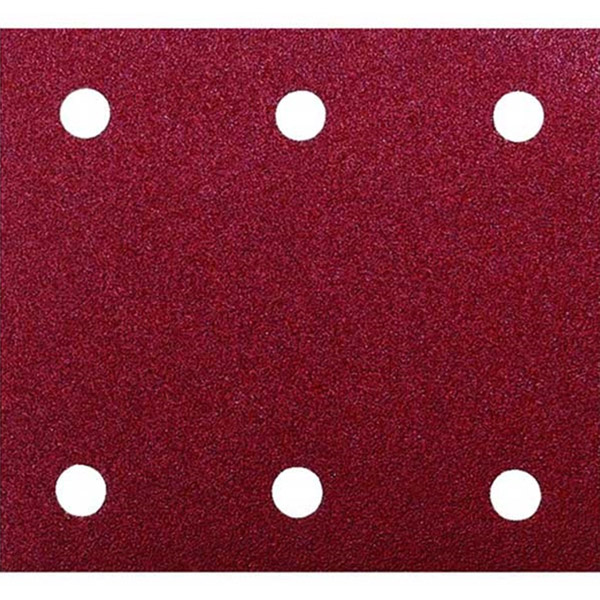 P-33093 60 Grit 1/4 Sanding Sheets 10 Pack