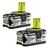 Ryobi RB18L40/2 18V ONE+ 4.0Ah Battery Twin Pack