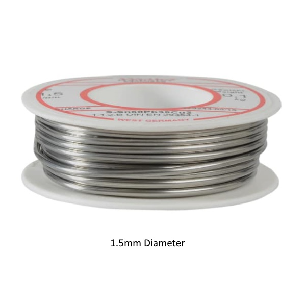 General Purpose Solder Resin Core 100g 1.5mm