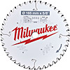 Milwaukee 4932471312 165mm 15.87B 40T TCT Circular Saw Blade 5/8