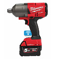 "Milwaukee M18ONEFHIWF34-502X ONE-KEY FUEL 18V Cordless 3/4"" Impact Wrench FR"