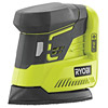 Ryobi R18PS-0 18V ONE+ Cordless Palm Sander Body Only