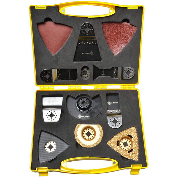 Nipper N20MAK 20 Piece Multi-Tool Accessory Kit