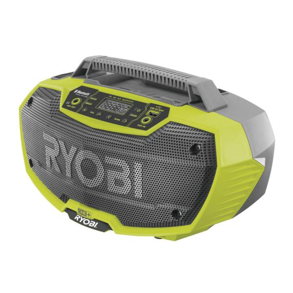 Ryobi R18RH-0 18V ONE+ Bluetooth Radio Body Only