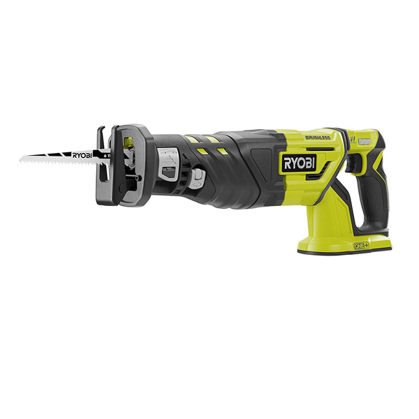 Ryobi R18RS7-0 18V ONE+ Cordless Brushless Reciprocating Saw (Zero Tool