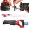 Milwaukee M18ONESX-0 One Key M18 Fuel Sawzall (Zero Tool)