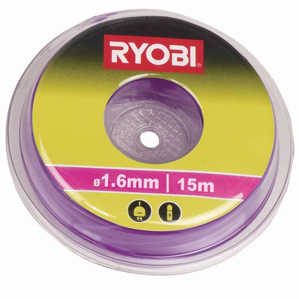 Ryobi RAC101 1.6mm Purple Cutting Line