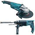 Makita Mains Corded Power Tools
