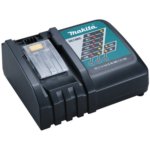 Makita DC18RC Compact Battery Charger