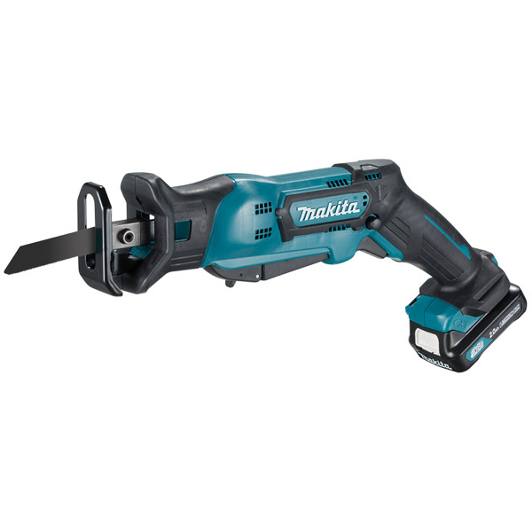 MAKITA 10.8V RECIP SAW KIT C/W 2 BATTERIES AND CHARGER