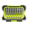 NEW Ryobi 50mm Screwdriver Bit Set (15 piece) RAK15MSD