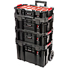 Trend 4 Piece Compact Storage Cart MS/C/SET4C