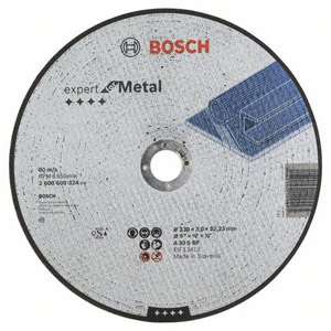 Bosch 230mm Metal Cutting Disc