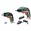 Bosch IXO V 3.6V Cordless Screwdriver and IXO Lino Set