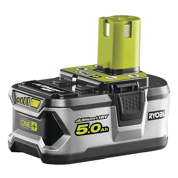 Ryobi RB18L50 18V ONE+ 5.0Ah Lithium+ Battery