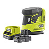 Ryobi 18v Palm Sander Kit One Plus, R18PS & RC18120-120